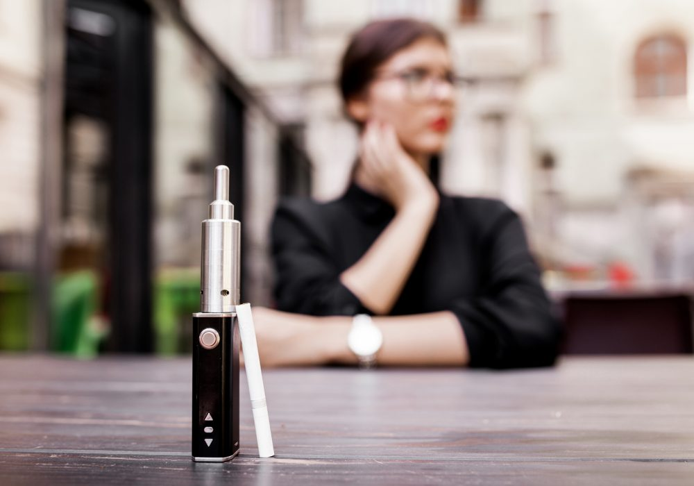 The History of Vapes